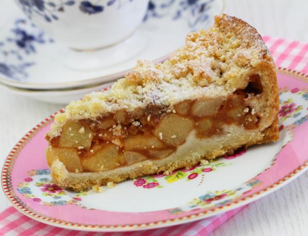 Apfelkuchen – immer wieder lecker