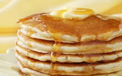 Pfannkuchen (Pancakes) – die amerikanische Variante
