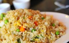Gebratener Reis wie beim Chinese super lecker