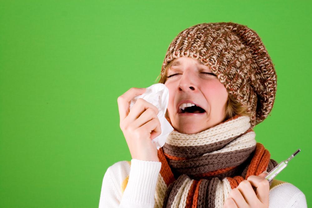 Hausmittel gegen Erkältung die helfen