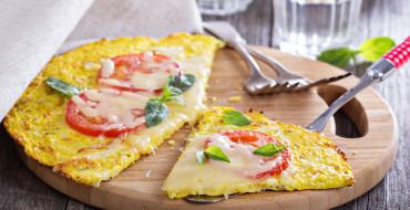 Pizza ohne Kohlenhydrate