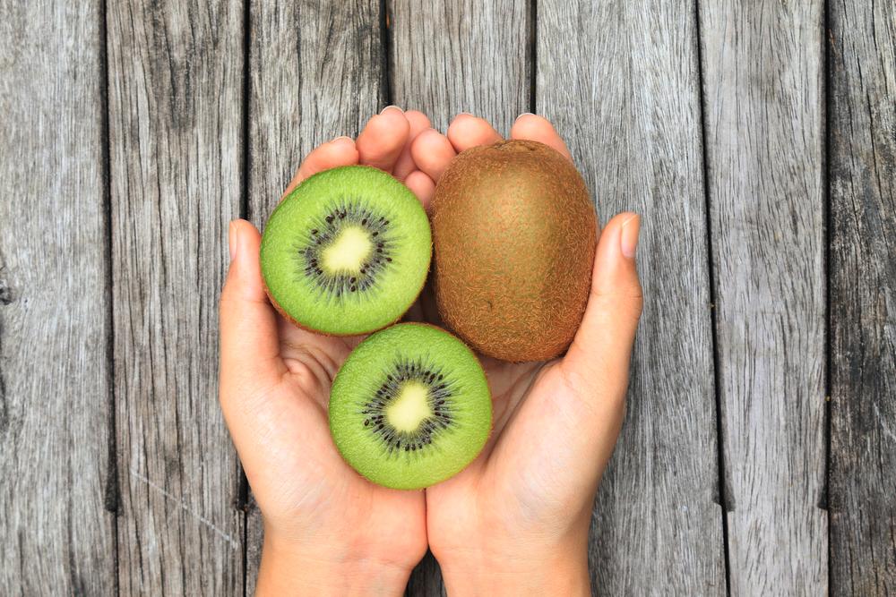 Vitaminbombe Kiwi mit viel Vitamin C