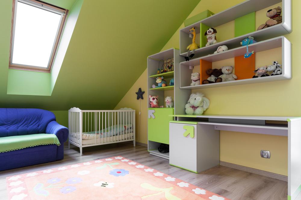 im sommer unterm dach wohnen hitze in der wohnung. Black Bedroom Furniture Sets. Home Design Ideas